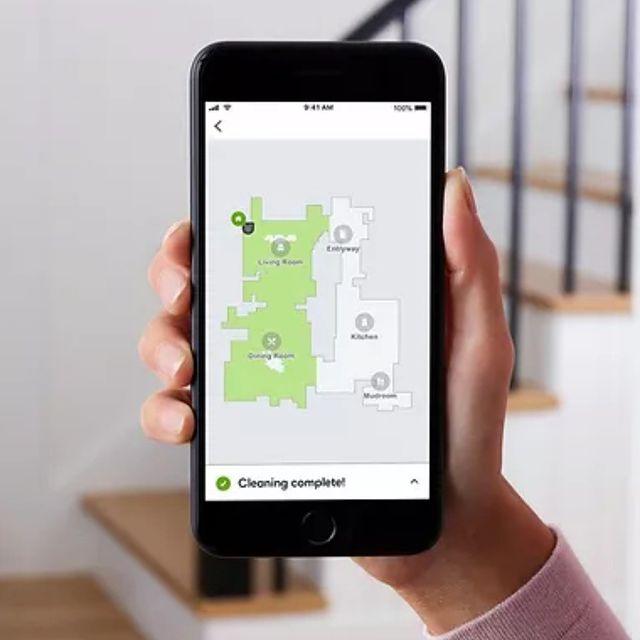 Με την εφαρμογή iRobot Home, κάνετε τον καθαρισμό παιχνίδι, με εύκολη διαχείριση στις Roomba / Braava* από όπου και αν βρίσκεστε! Μάθε περισσότερα ➡ link in bio #irobot #irobotgreece #irobotgr #irobothome #smarthome *η λειτουργία είναι διαθέσιμη στα περισσότερα μοντέλα